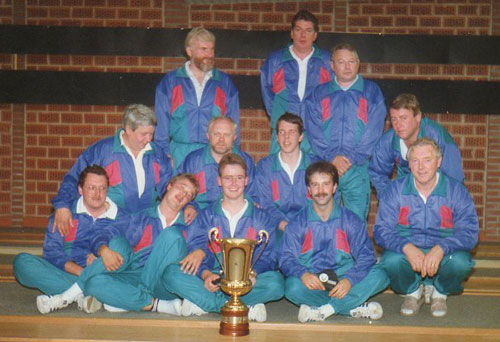 Turniersieger 1989 Fortuna Lüneburg