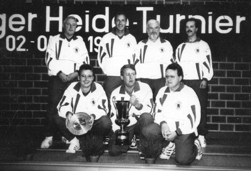 Turniersieger 1994 Fortuna Lüneburg