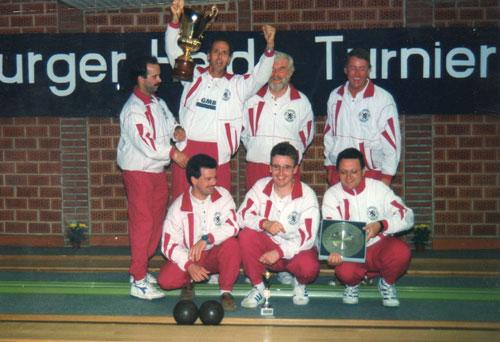 Turniersieger 1996 Fortuna Lüneburg