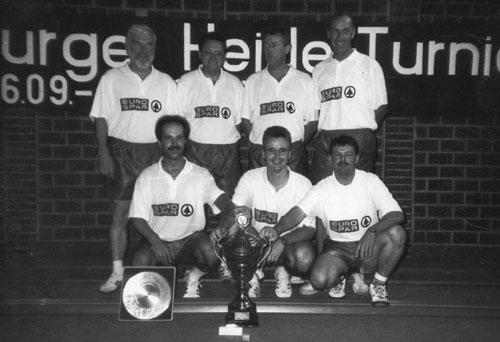 Turniersieger 1997 Fortuna Lüneburg