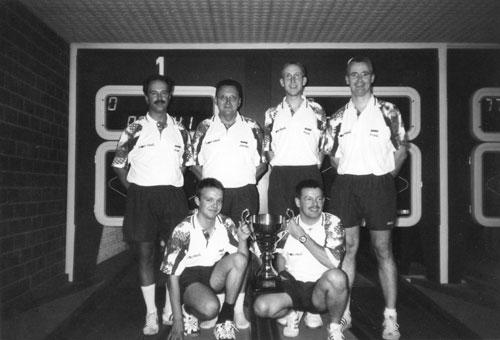Turniersieger 1999 Fortuna Lüneburg