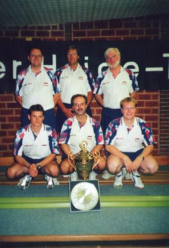 Turniersieger 2001 SG Fortuna Steckenpferd Lüneburg