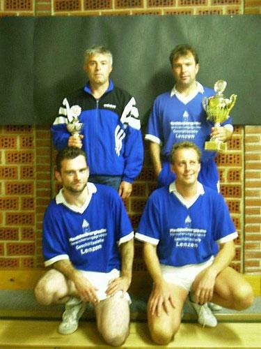 Turniersieger 2003 SVL Seedorf