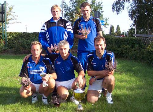 Turniersieger 2005 SVL Seedorf