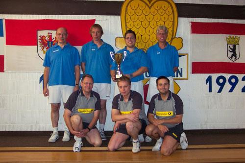 Supercup 2012 – Die Finalteams