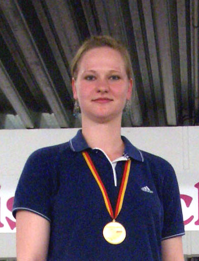 Catharina Kasten, LKV-Königin 2007
