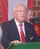 Dieter Prenzel Präsident des DKB